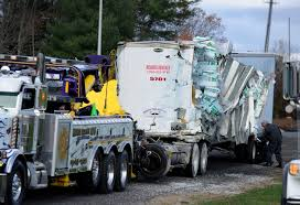 100 Truck Driver Accident Pa Truck Driver Killed In I84 Accident NewsTimes