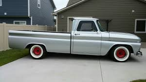 100 454 Truck 1966 GMC 1000 Hot Rod 12 Ton Big Block Engine Chevrolet