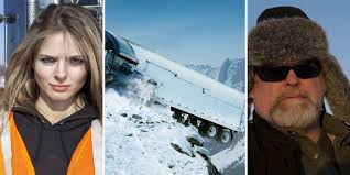 Secrets From Ice Road Truckers | Screen Rant Rigs Ride Risky Feline Of North Winnipeg Free Press Double Coin Bring Ice Road Truckers Celebrity To Mats Show 273 Best Images On Pinterest Lisa Kelly Semi Visits Dryair Manufacturing Star Killed In Plane Crash Chicago Tribune Carlile Tanker Trailer Gta5modscom Archives Slummy Single Mummy Road Wikipedia Trucking Down An Ice Bethel Alaska Random Currents Wikiwand