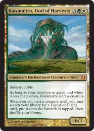 competitive experiment karametra god of armageddon