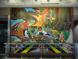 denver airport conspiracy murals on the road denver international conspiracy theory