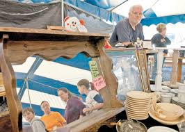 Customers Stay Loyal As Flea Markets Grow In Good Times Or Bad