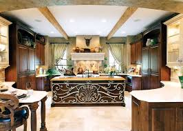 Image Of Italian Inspired Kitchen Decor