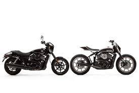 Harley Davidson Street 750 Tracker