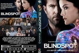 Blindspot Season 3 2017 R1 Custom DVD Cover DVDcover