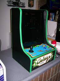 Galaga Arcade Cabinet Kit by Fs Game Custom Galaga And Dk Ii Counter Top Multi Game Klov