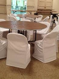 Sure Fit Folding Chair Slipcovers by The Most Sure Fit Cotton Duck Box Cushion Dining Chair Slipcover
