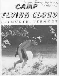 100 Flying Cloud Camp Reggie Darling My Name Is White Rainbow