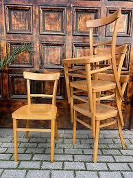 1 54 chair frankfurt coffee house bauhaus wood chair cafe bar vintage ebay