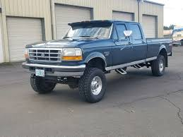 92-97 Ford F-350 - 4