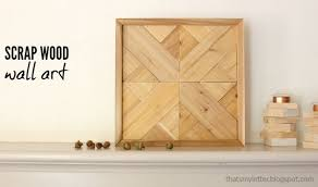 easy wood projects scrap wood wall art uniques woodworking