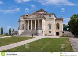 100 Villa Rotonda The By Andrea Palladio Stock Image Image Of