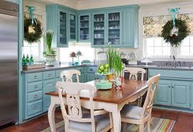 Homey Ideas Blue Kitchen Decor Excellent Light