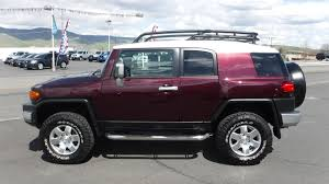 2007 Toyota FJ Cruiser TRD Off Road Edition Two Tone With Navigation ...