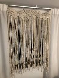 makramee vorhang ebay kleinanzeigen