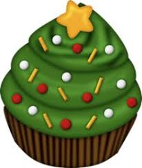 lilia 2112 —  cupcake1  на Яндекс Фотках Cupcake ClipartChristmas CupcakesChristmas CandyWinter