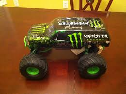 100 Monster Energy Rc Truck Amazoncom VERY LIMITED ONLY 100 PRODUCEDAUTOGRAPHED MONSTER JAM