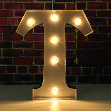36u201d Letter M Lighted Vintage Marquee Letters Rustic Buy Marquee