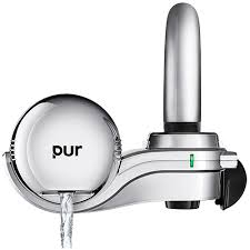 Pur Faucet Adapter Stuck by Dupont Deluxe Faucet Mount Water Filter Chrome Walmart Com