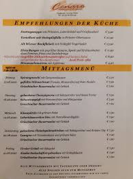 cenaro photos wien menu prices restaurant reviews
