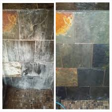 slate shower cleaning columbia mo
