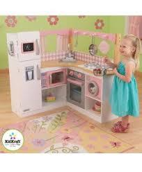 kidkraft grand gourmet corner kitchen 53185
