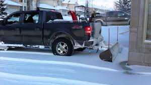Rear Snow Plow On Ford F-150 - YouTube Chevy Silverado Plow Truck V10 Fs17 Farming Simulator 17 Mod Fs 2009 Used Ford F350 4x4 Dump Truck With Snow Plow Salt Spreader F Product Spotlight Rc4wd Blade Big Squid Rc Car Police Looking For Truck In Cnection With Sauket Larceny Tbr Snow Plow On 2014 Screw Page 4 F150 Forum Community Of Gmcs Sierra 2500hd Denali Is The Ultimate Luxury Snplow Rig The Kenworth T800 Csi V1 Simulator Modification V Plows Pickup Trucks Likeable 2002 Ford Utility W Mack Granite 02825 2006 Mouse Motorcars Boss Equipment