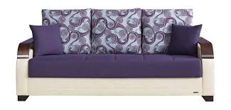 Jennifer Convertible Sofa Bed by Furniture Purple Loveseat For Contemporary Lifestyle U2014 Threestems Com