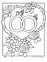 Crafty Inspiration Ideas Wedding Coloring Pages Books Free And Clip Art Ha So