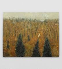 100 Le Pines Mini Landscape II By Chinese Artist Torri