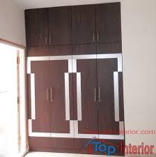 Multi colour bination wardrobe – iTop Interior – Bangalore