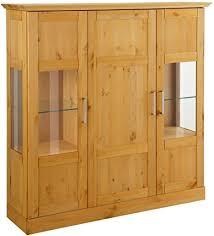 loft24 highboard vitrine vitrinenschrank wohnzimmer schrank