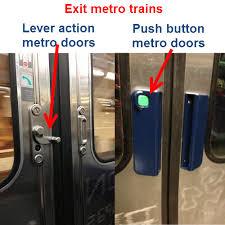 Paris metro map PDF in English