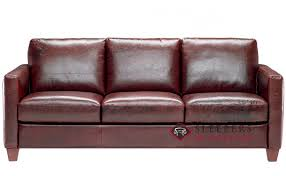 trend natuzzi leather sleeper sofa 62 for sears sofa sleepers with