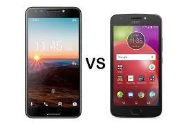 T Mobile s REVVL vs Moto E4 Bud Smartphone Showdown