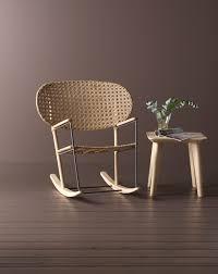 Ikea Rocking Chair Nursery by Grönadal Schommelstoel Grijs Naturel Armchairs Ikea Chairs