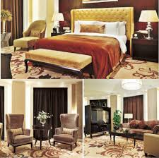 100 Modern Luxury Bedroom Hot Item Hotel Furniture With Wood Set GLNB040404
