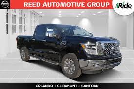 100 Truck Accessories Orlando Fl 2018 Nissan Titan XD SL 1N6AA1F42JN523037 Reed Nissan