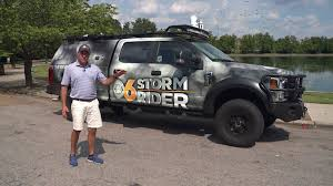 Zach Daniel's Tour Of Storm Rider 6: 'You Can See Everything' | WTVR.com