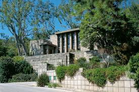 100 Frank Lloyd Wright Textile Block Houses 5 Buildings That Featured In Popular