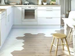 cuisine sol revetement de sol cuisine pvc awesome vinyl imitation carrelage