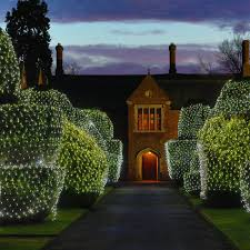 Twinkling Christmas Tree Lights Uk by Outdoor Net Lights Lights4fun Co Uk