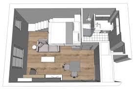 Emejing Studio De 25m2 Photos Plan Studio 20m2 Meilleur Idées De Conception De Maison Zanebooks Us