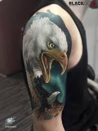 Bald Eagle Sleeve