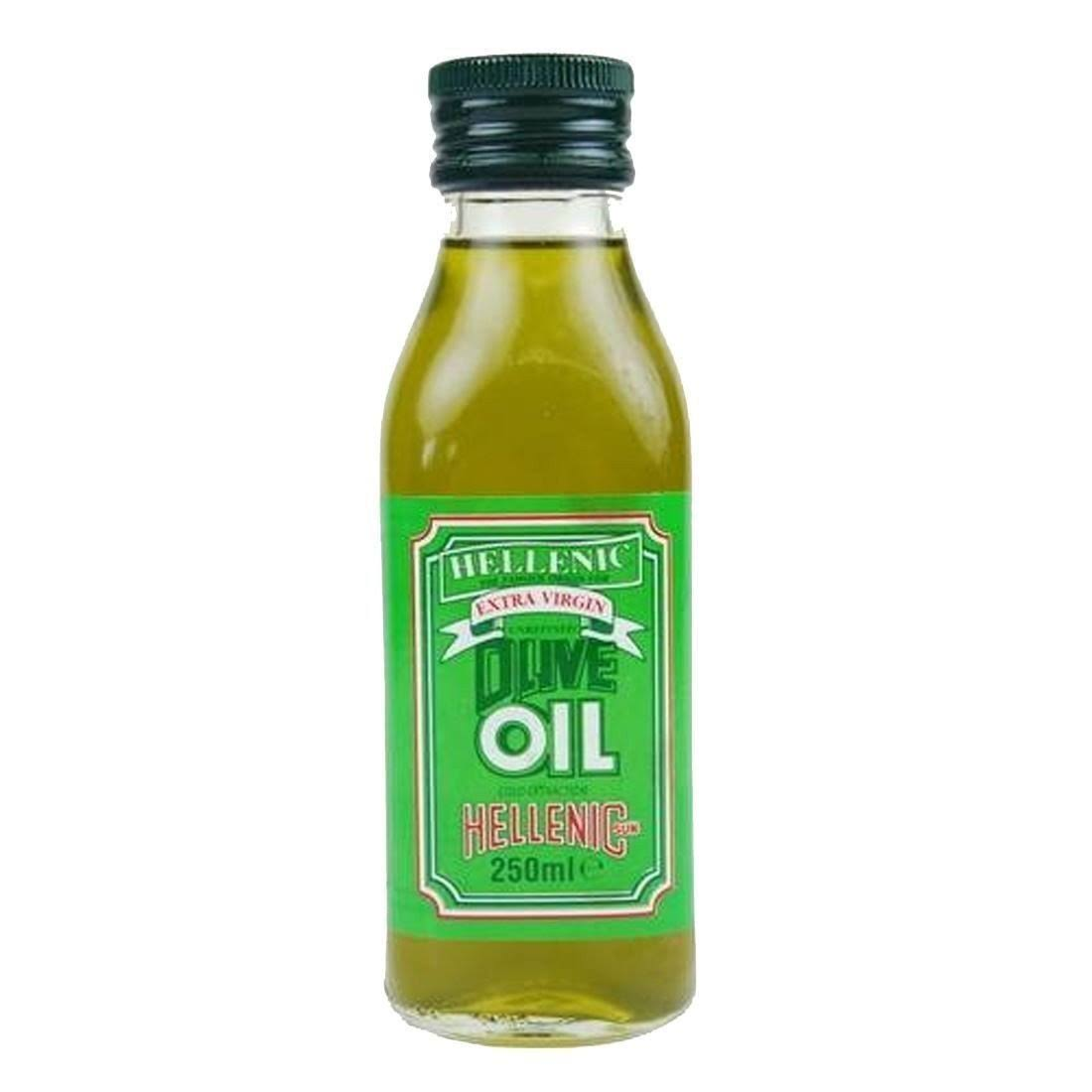 Hellenic - Extra Virgin Olive Oil 250ml