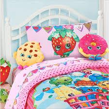 Minecraft Bedding Walmart by Shopkins Toss Color Me Pillow Walmart Com