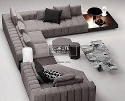 minotti sofa 3dmodel 3d models free 3dbrute