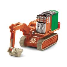 Trackmaster Tidmouth Sheds Toys R Us by Oliver The Excavator Thomas And Friends Trackmaster Wiki