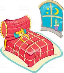 cartoon bedroom stock vector art 95507347 istock
