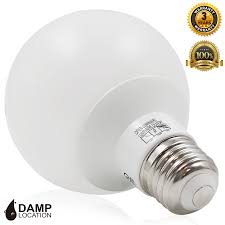 7w dimmable g25 led bulb torchstar